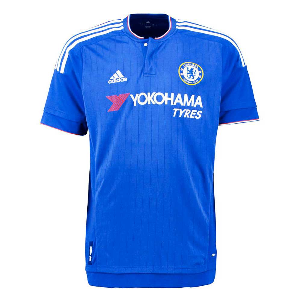 adidas T Shirt Chelsea FC Boys Blue buy and offers on Goalinn 5e432e43b