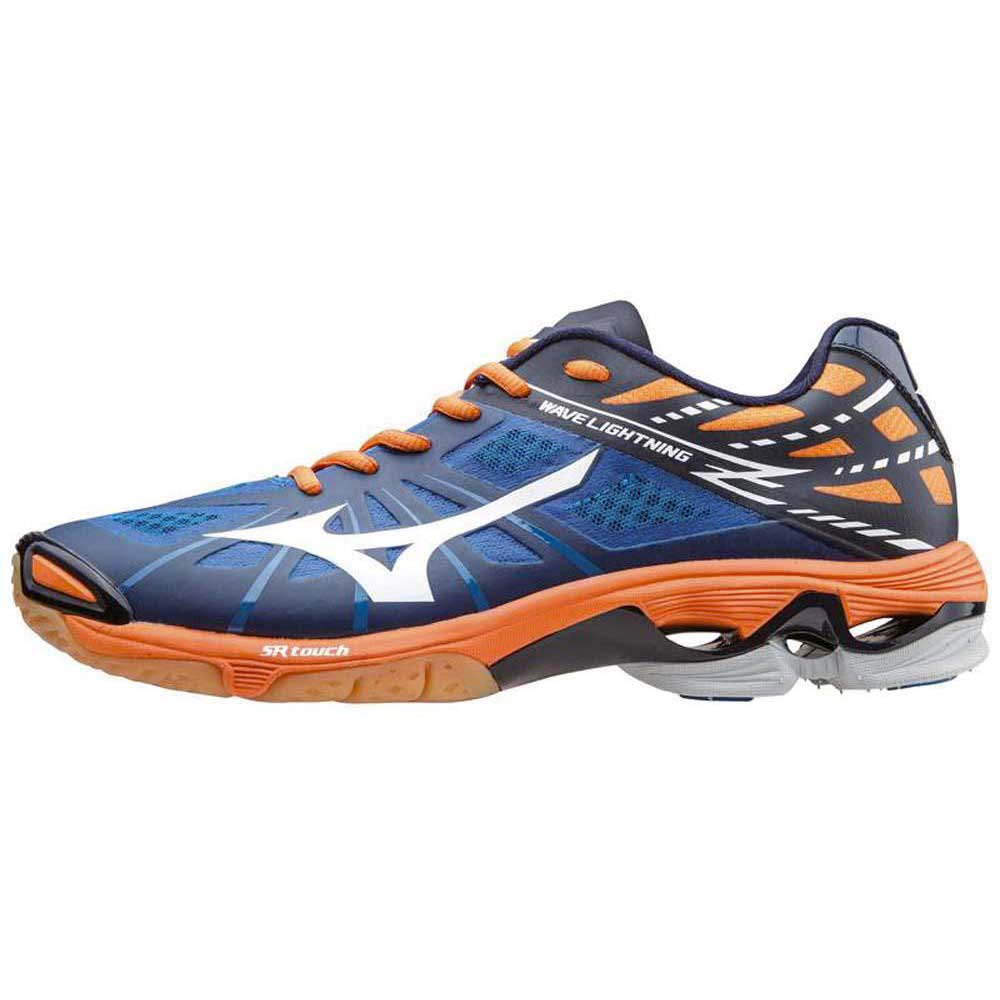 mizuno volleyball wave lightning z mid 90