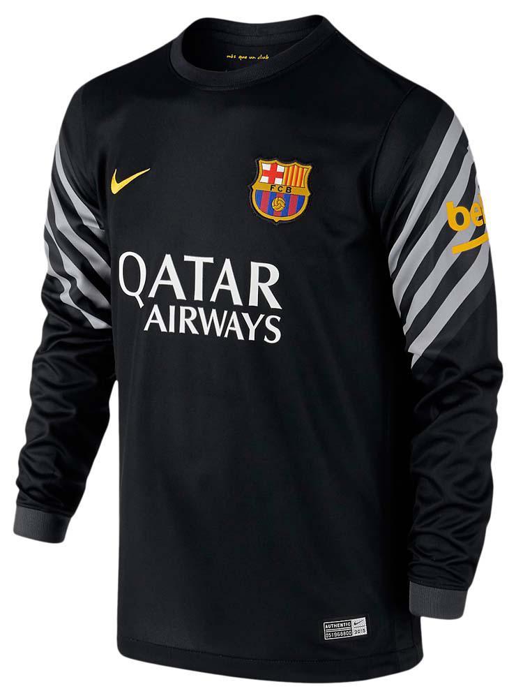 official photos 63493 e8148 barcelona junior jersey