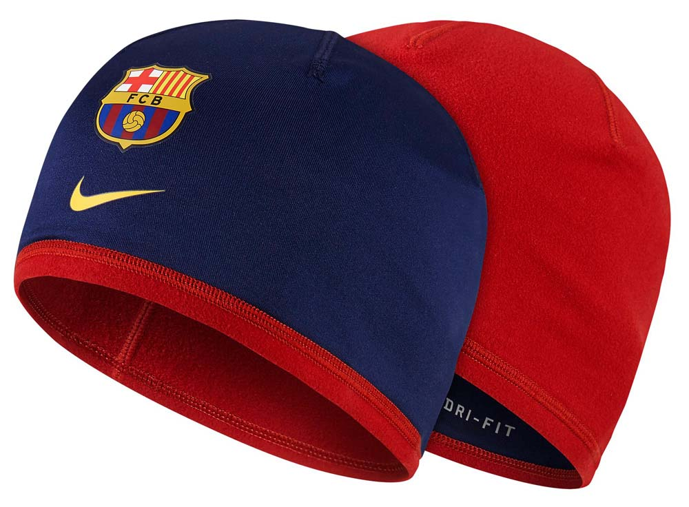 Nike FC Barcelona Revolution Global FootTraining Beanie c1a39d283a4