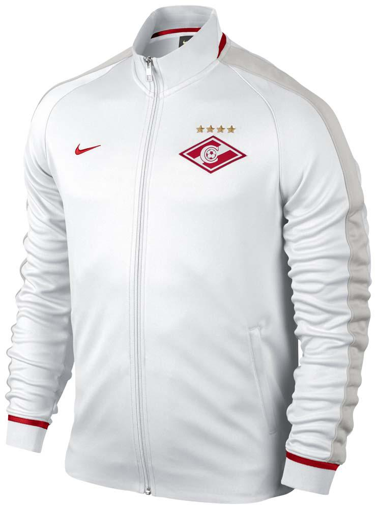 805514bd Nike Spartak Moscow N98 Authentic Track Jacket, Goalinn Futebol