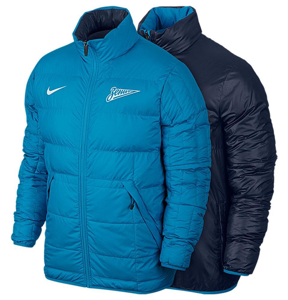 40b1ebfdbfbe Nike FC Zenit Padded Jacket buy and offers on Goalinn