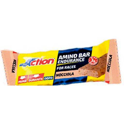 Pro action Amino Bar Hazelnut 40gr