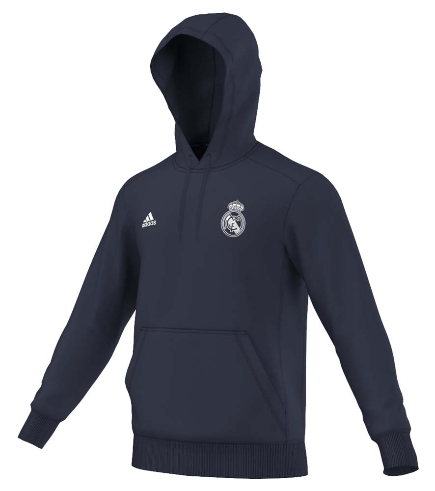 Real Madrid Hoodie (Adidas)