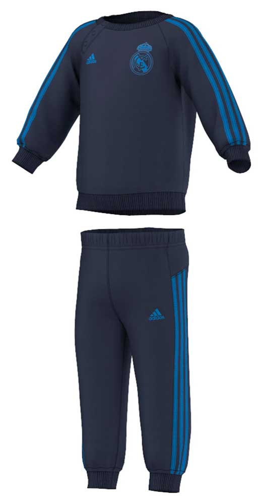 best service 5e539 0456c adidas Real Madrid 3S Babyjogg Kid buy and offers on Goalinn