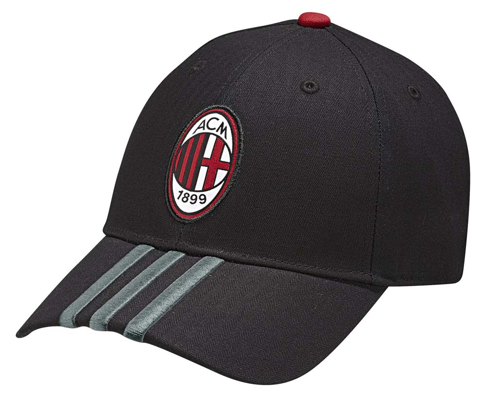 adidas Ac Milan 3S Cap buy and offers on Goalinn 32df57ab1721