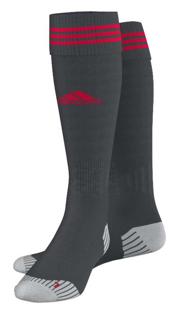 Adidas adisock 12 griosc / rojo comprar y ofrece en goalinn
