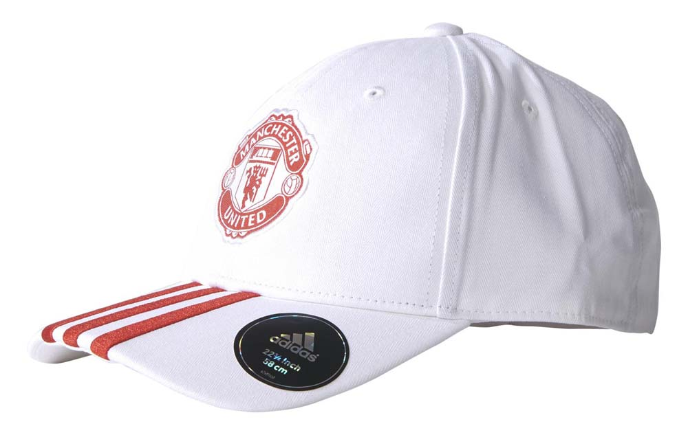 adidas Manchester United 3S Cap buy and offers on Goalinn 4a5a4dbb7c4