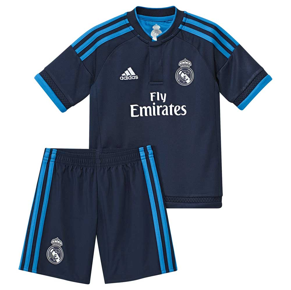 efc975dfa adidas Real Madrid 3rd Minikit SMU 15 16