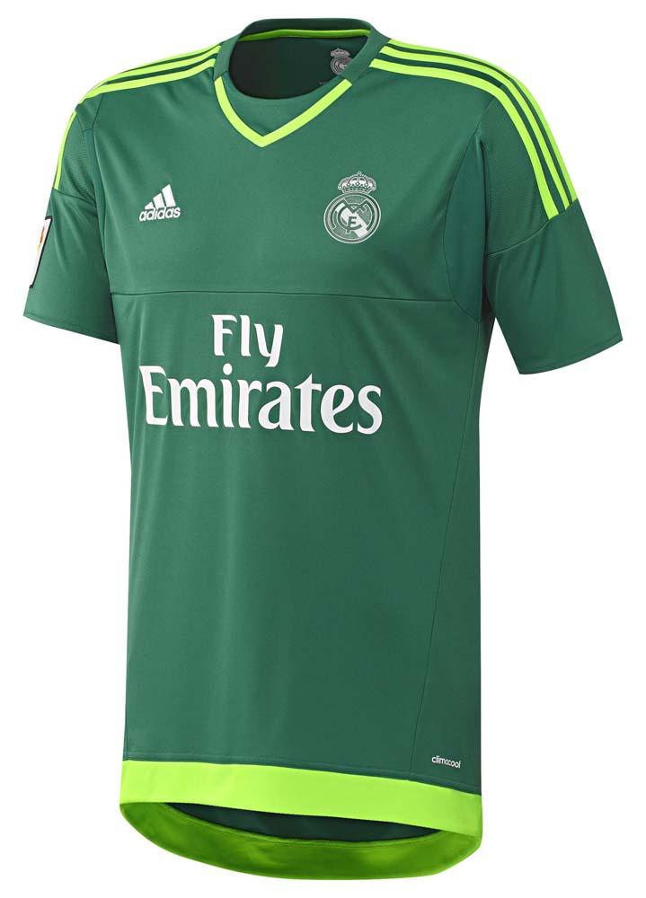 d69945524 adidas T Shirt Real Madrid GK Away