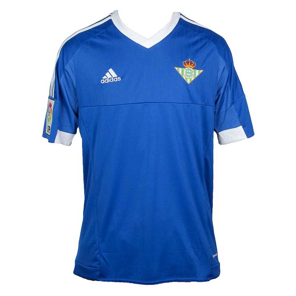 61ea19c1996 adidas Real Betis 3rd 15 16 Blue buy and offers on Goalinn