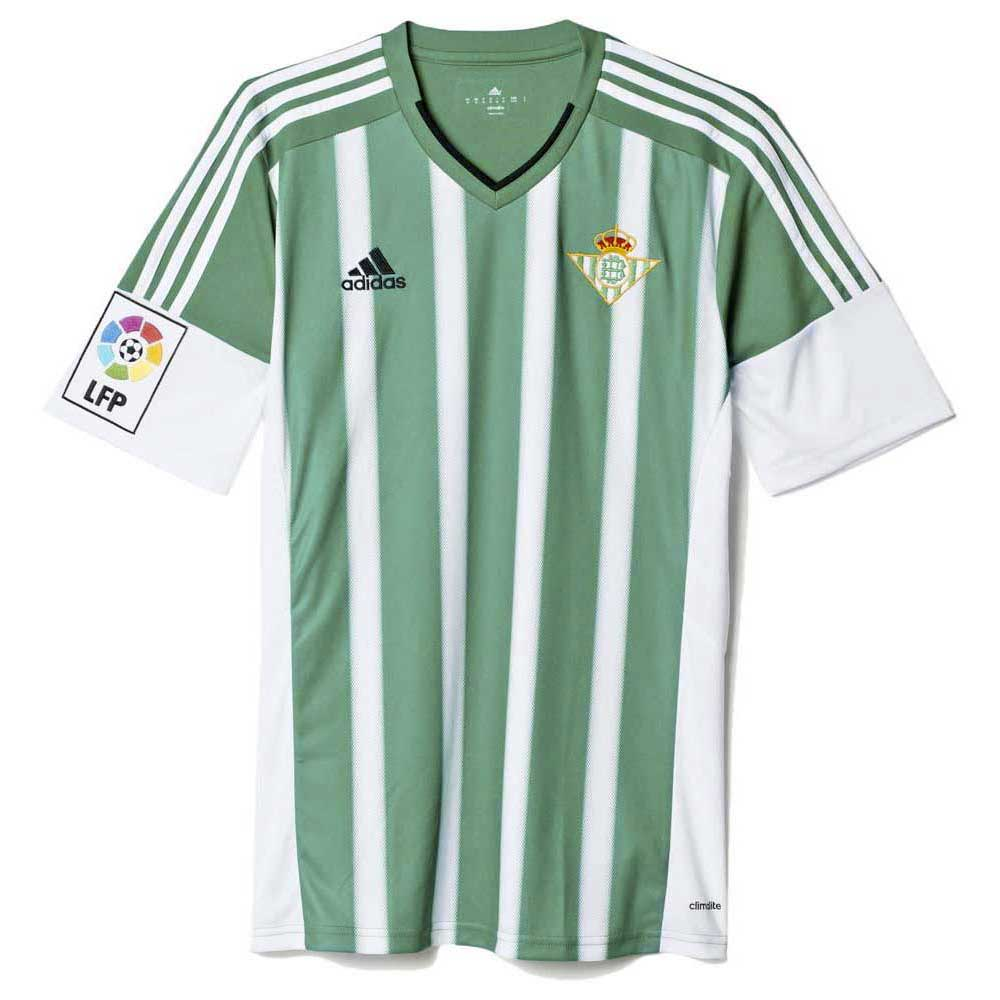 Goteo color entonces  adidas Real Betis Home 15/16 Junior Verde, Goalinn