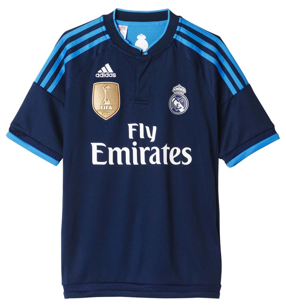adidas Real Madrid Third Junior