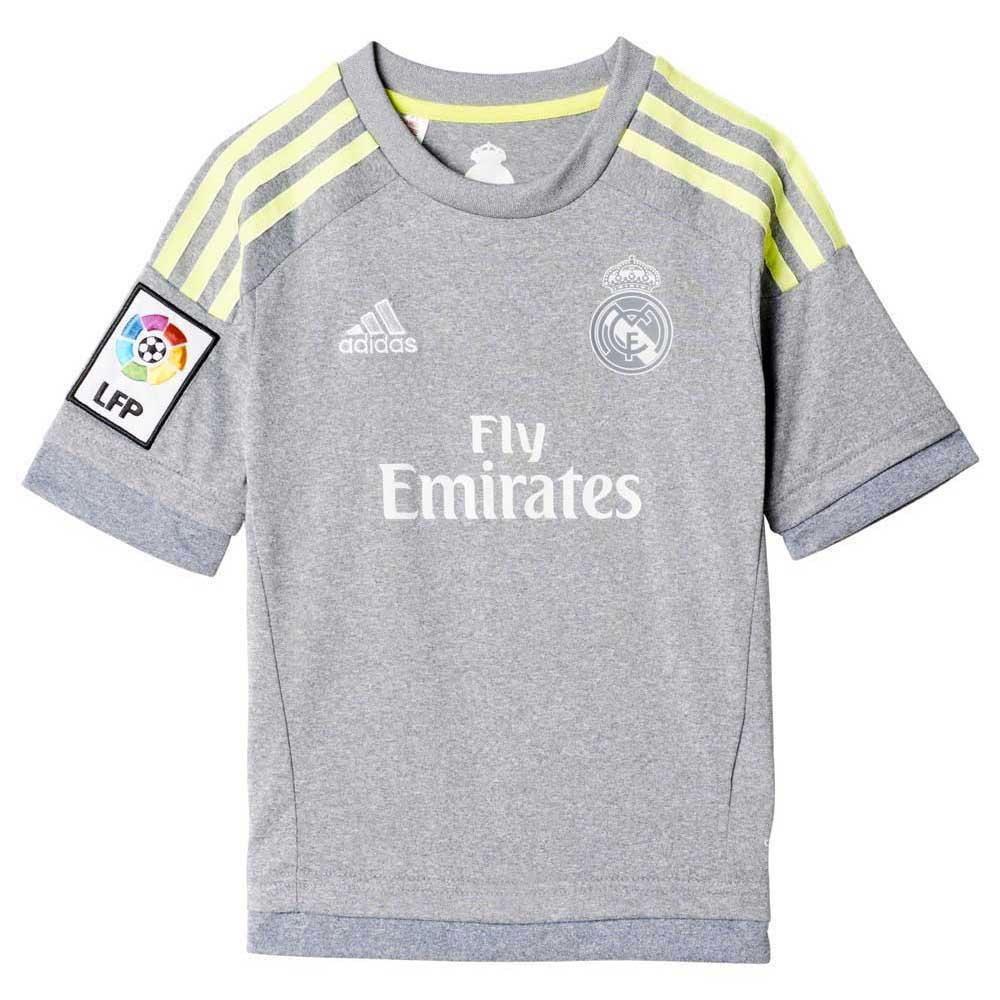 brand new 344f6 2da48 adidas Real Madrid Away Kit 15/16 Junior