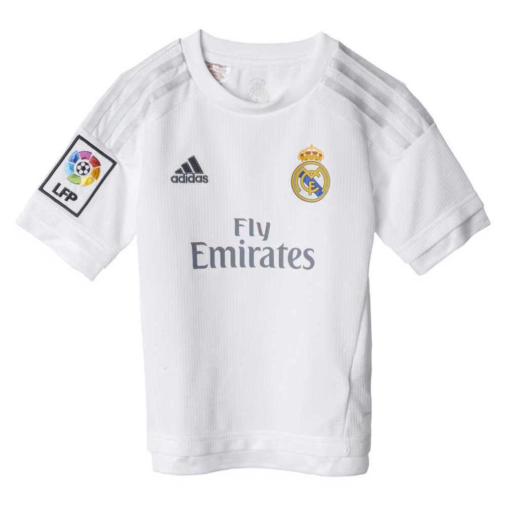 uk availability c7854 80d58 adidas Real Madrid Home Kit 15/16 Junior