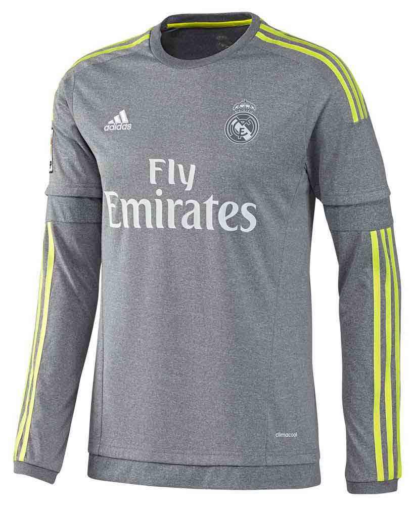 adidas Real Madrid Away L S buy and offers on Goalinn 09edc4ad84907