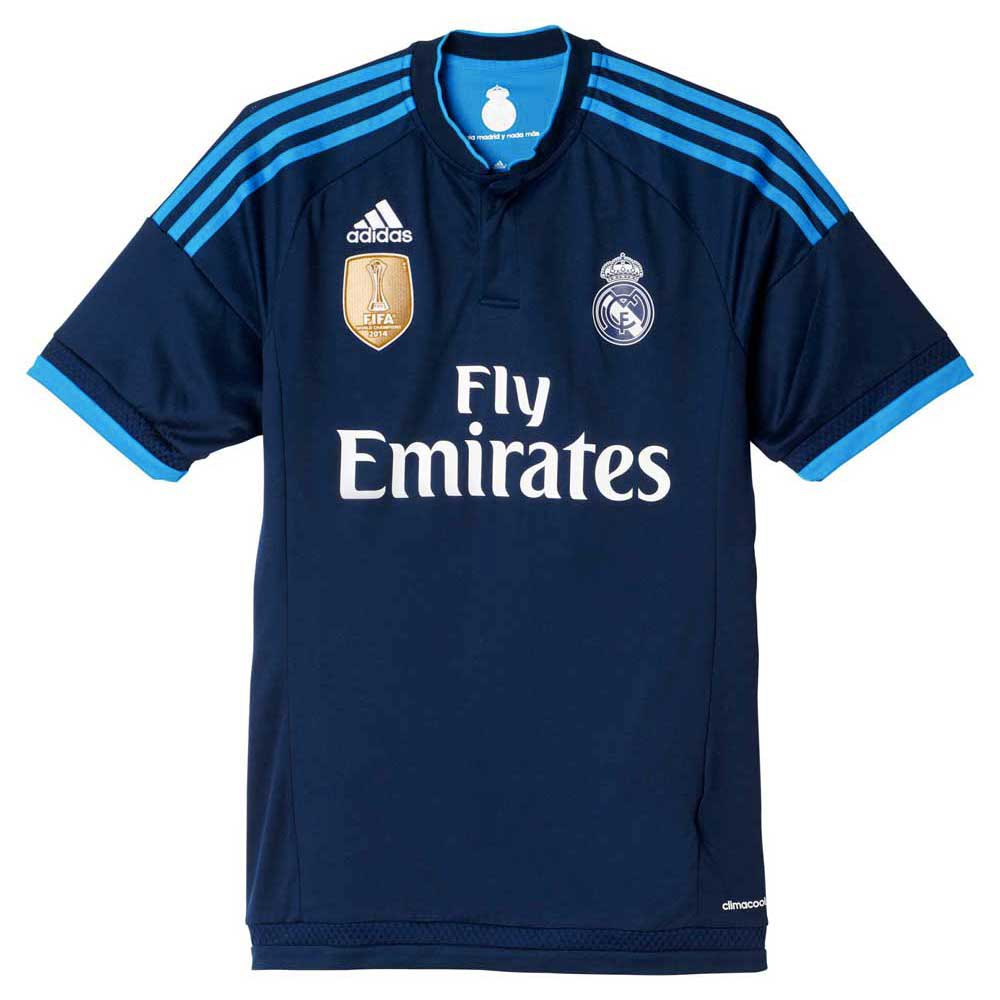a767f9269 adidas T Shirt Real Madrid Third WC buy and offers on Goalinn