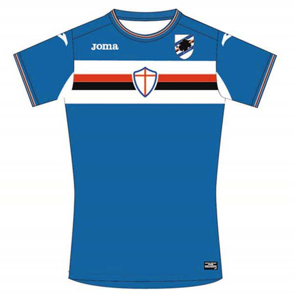 JOMA Sampdoria Home S/S Simple Version