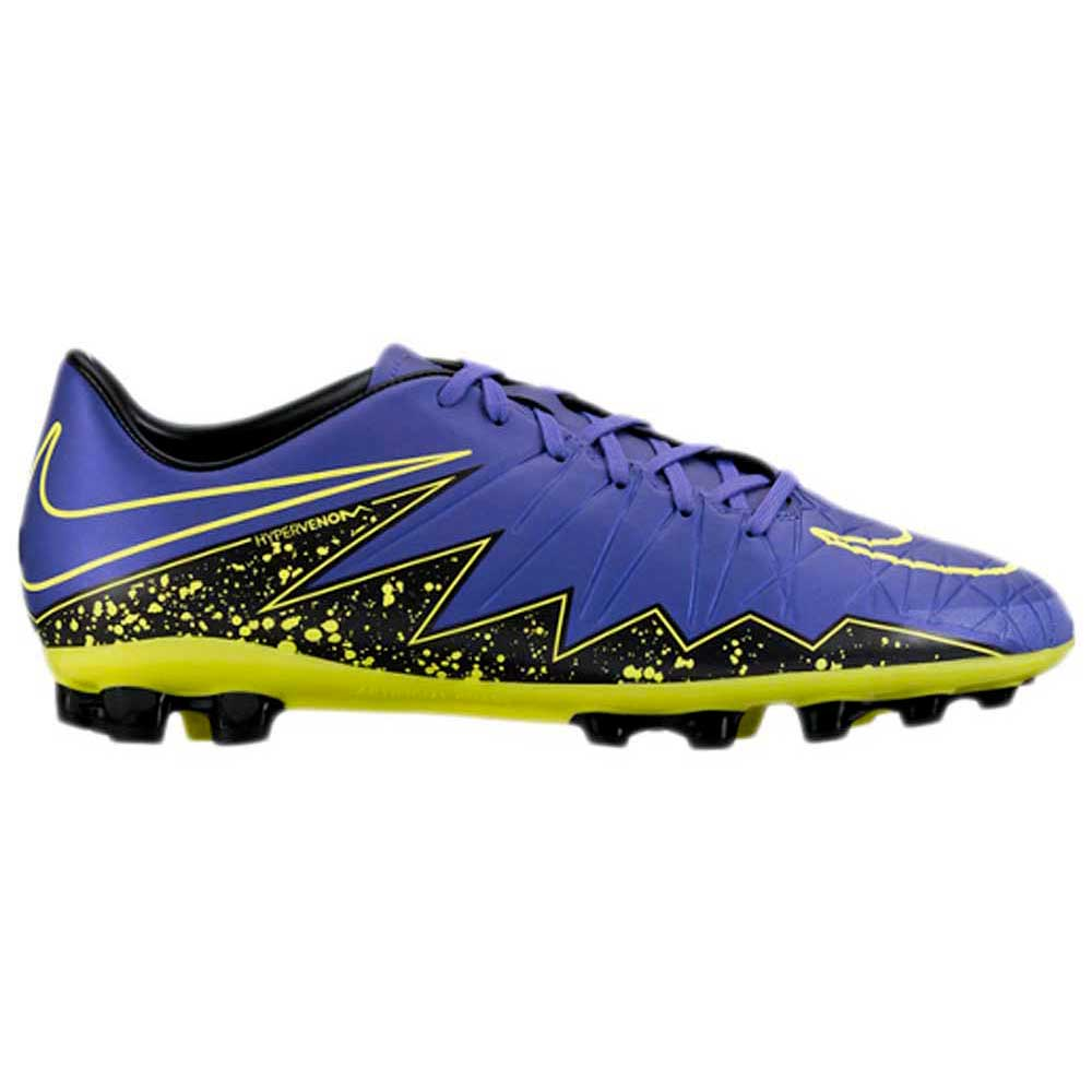 check out eceaf 8bb9b Nike Hypervenom Phelon II AG Yellow buy and offers on Goalinn