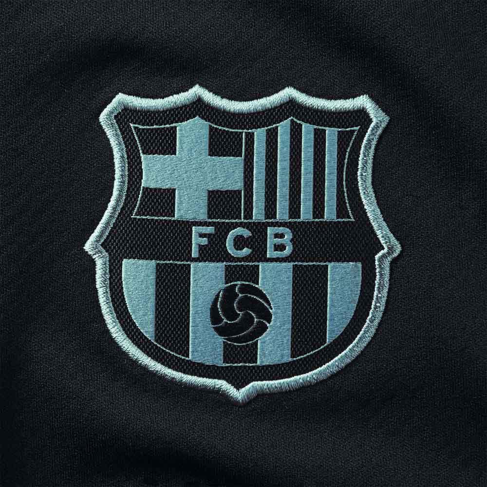 Nike FC Barcelone Sweat à Capuche Violet Rouge