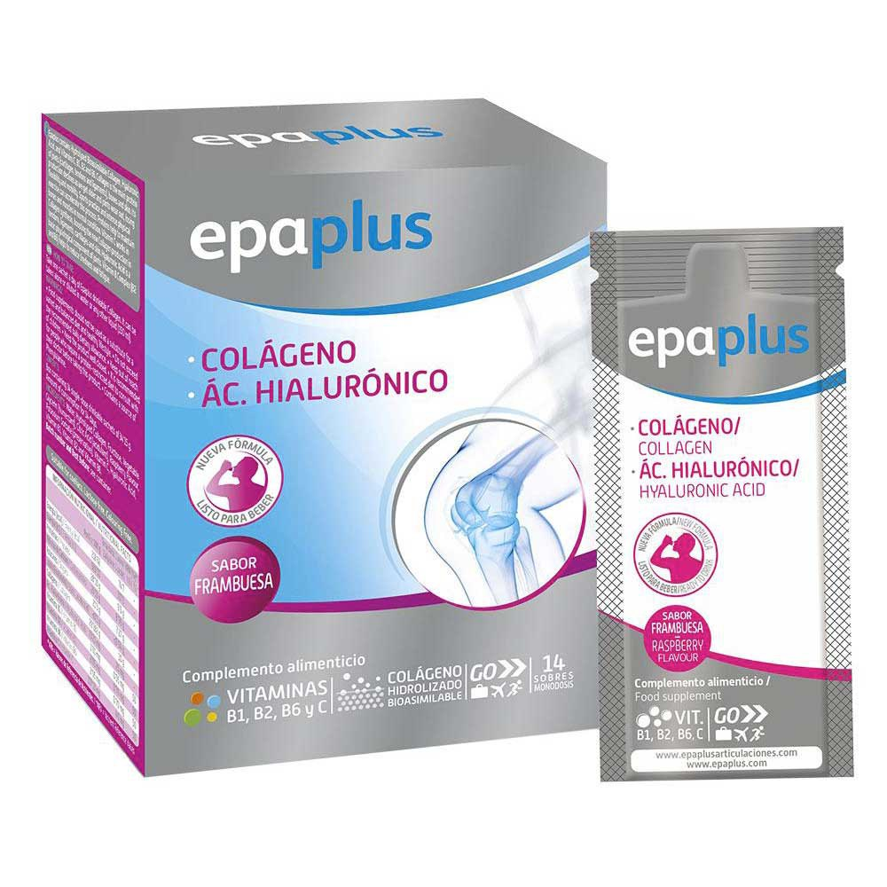 Epaplus Drinkable Collagen Envelopes Monodosis 14 Days