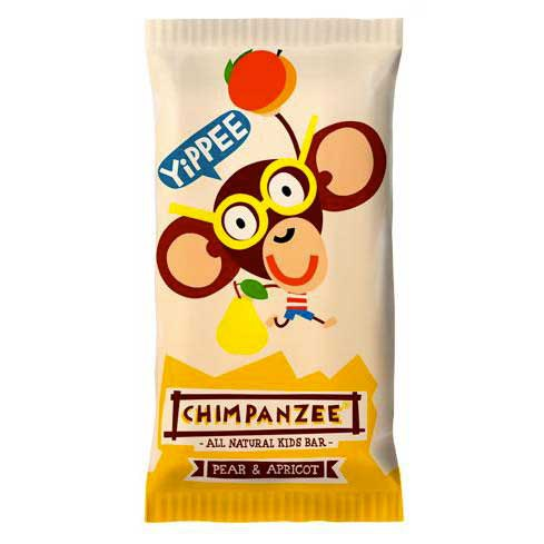 Chimpanzee Yippee Bar Pear And Apricot 35gr