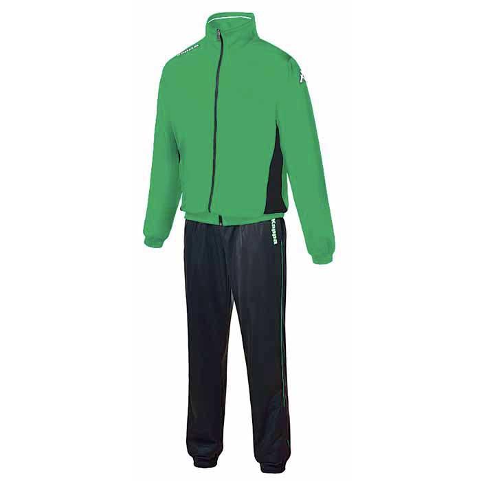 cc9acb52c9 Kappa Savigno Tracksuit Green buy and offers on Goalinn