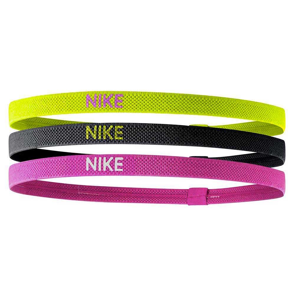 ropa interior El otro día carpeta  Nike accessories Elastic Hairbands 3pk Multicolor, Goalinn