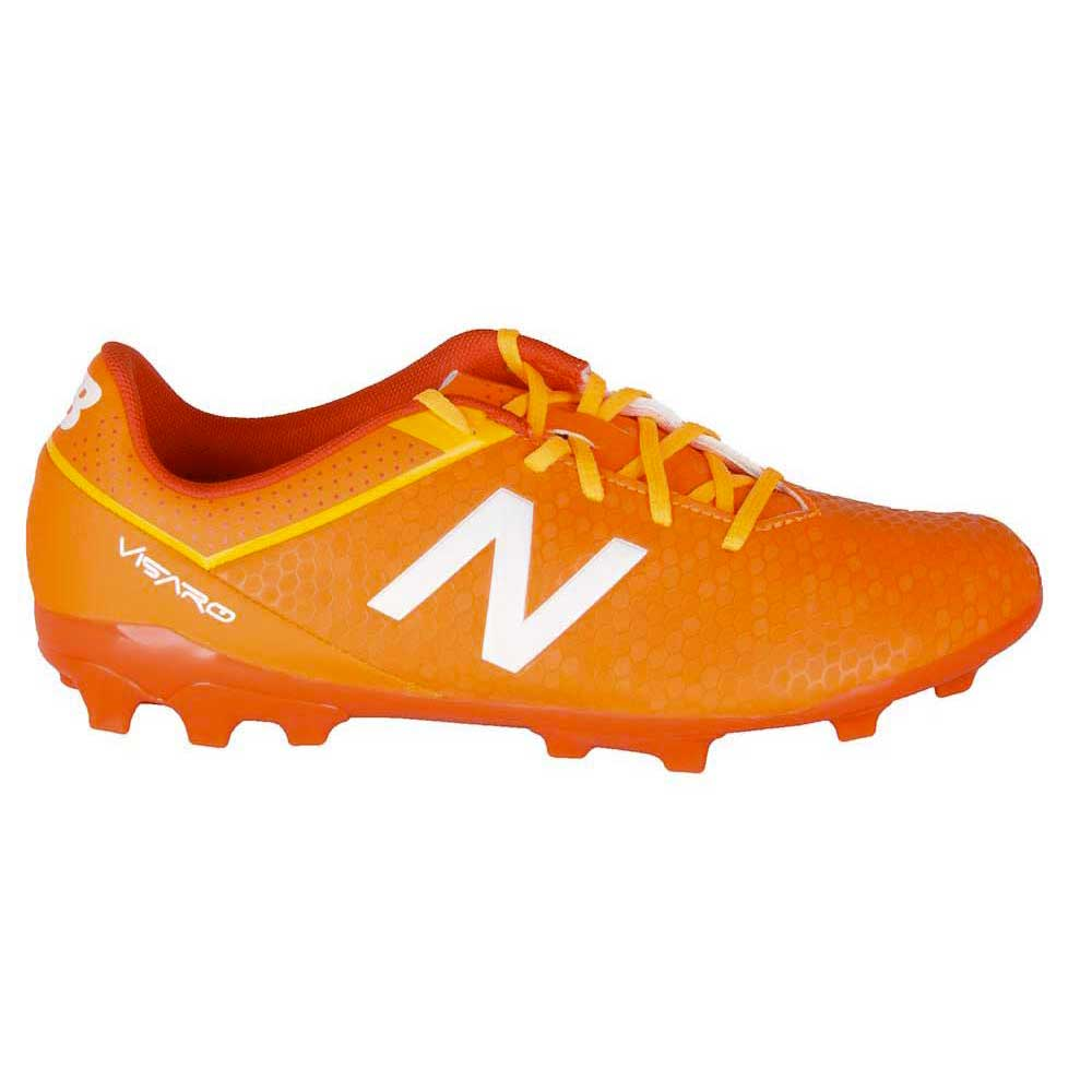 New balance Visaro Ctr AG Football Boots Orange, Goalinn