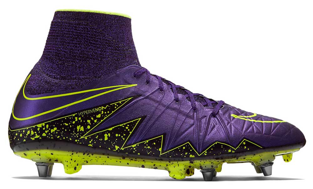 wholesale dealer 04051 2f662 Nike Hypervenom Phantom II SG-Pro buy and offers on Goalinn