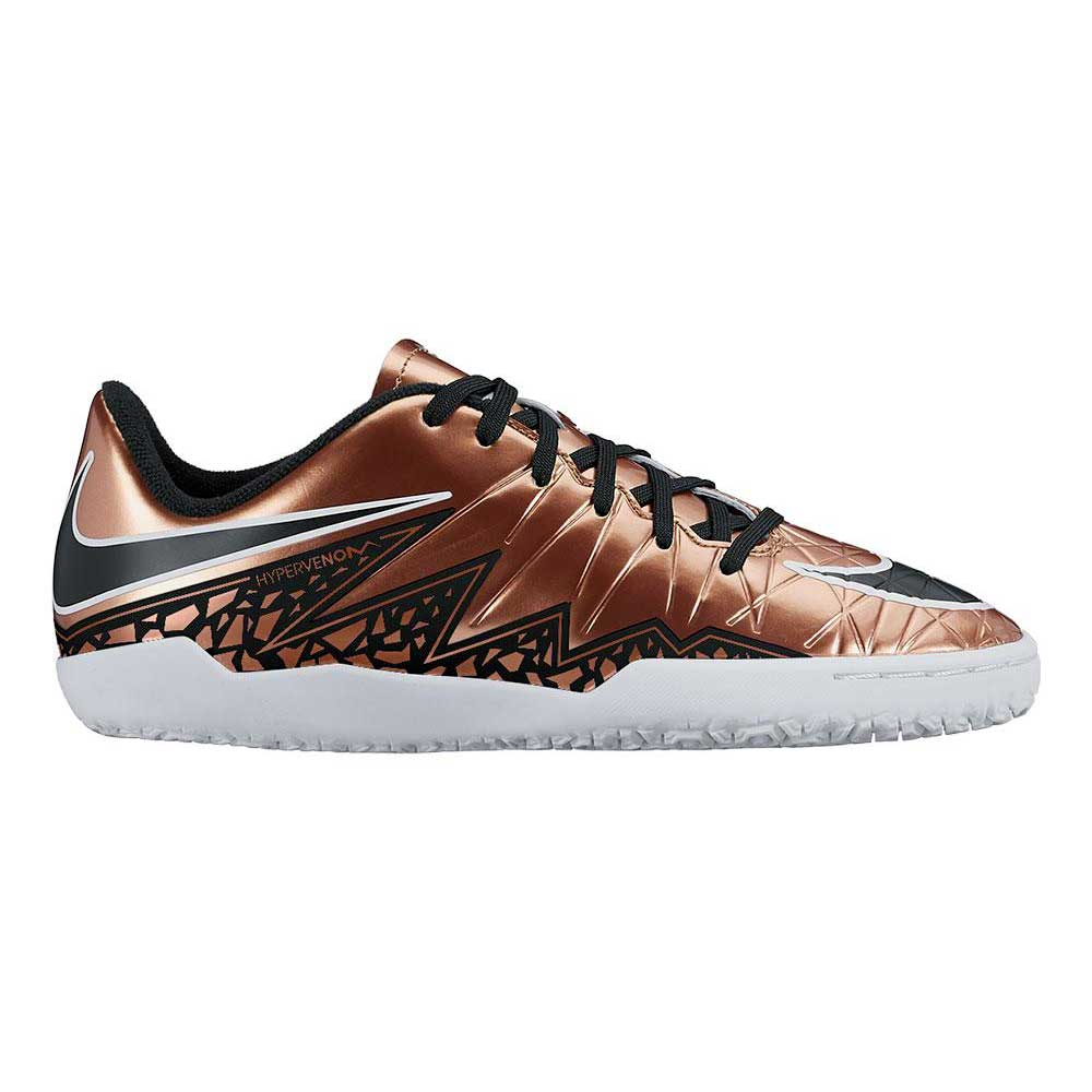 42b3b8092870 Nike Hypervenom Phelon II IC Golden buy and offers on Goalinn