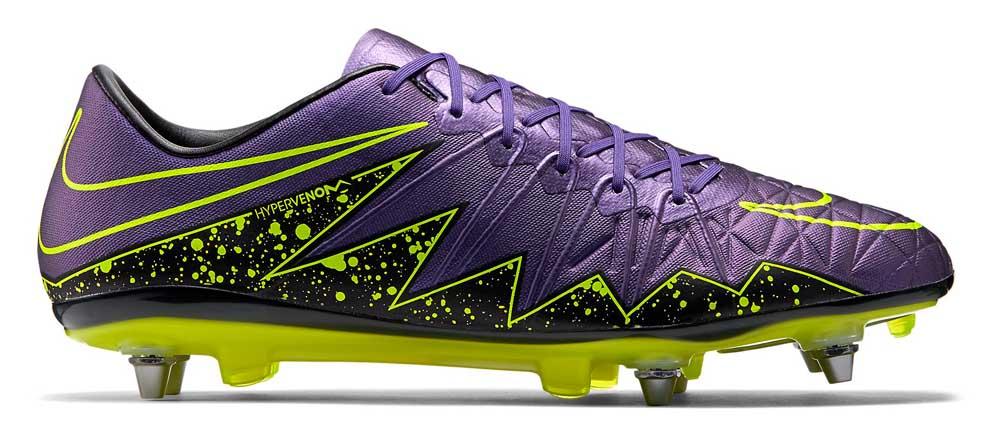 7b0fa976d7d2 Nike Hypervenom Phinish SG Pro buy and offers on Goalinn