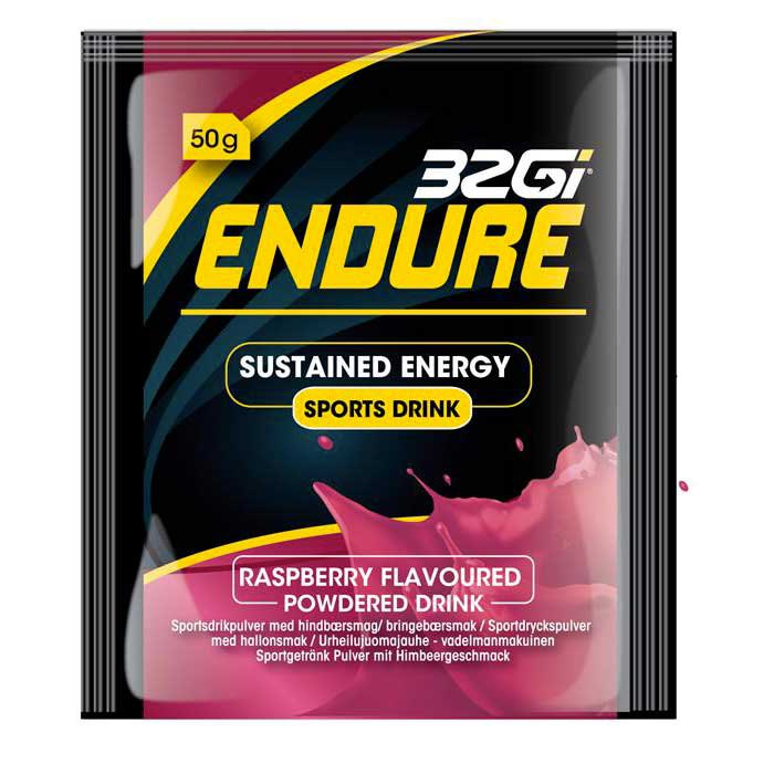 32gi Raspberry Endure Box 50gr x 15 Units