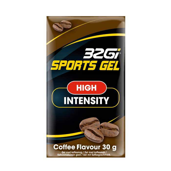 32gi Coffee Sportsgrel Box 27gr x 20 Units