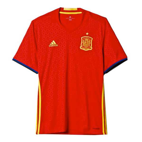9f39ed09dbd adidas Spain Home 2016 Red buy and offers on Goalinn