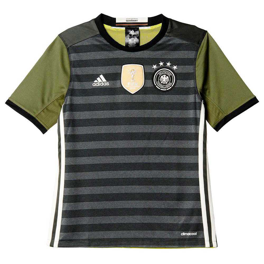 adidas T Shirt Germany Away Junior