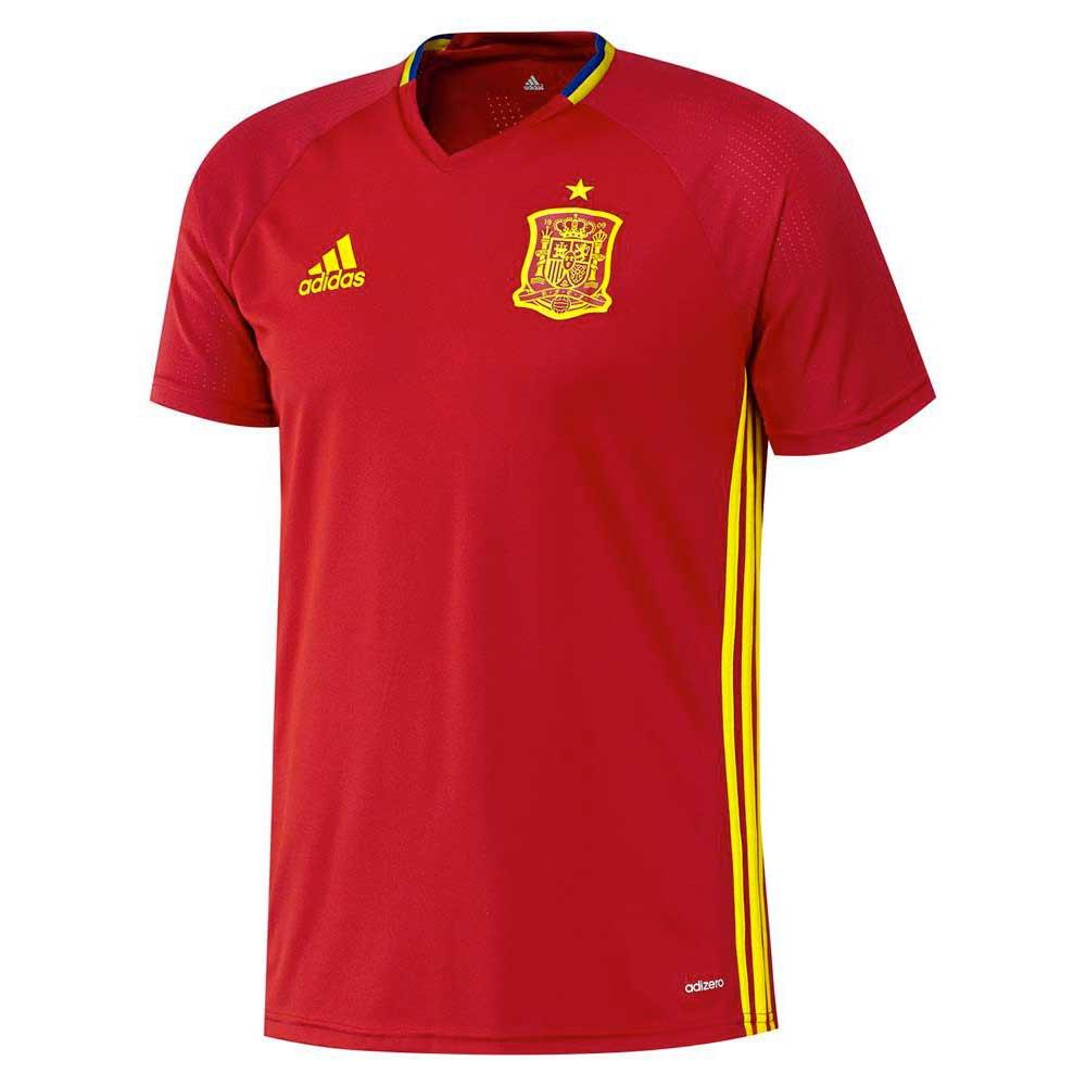 adidas T Shirt Spain Training buy and offers on Goalinn d6cde7a09