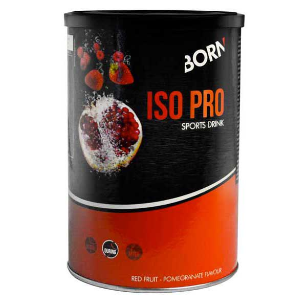 Born Iso Pro Red Fruit 400gr