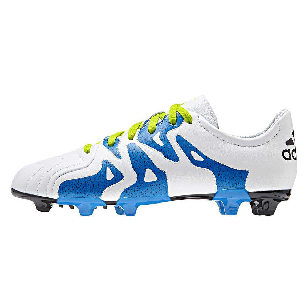 ADIDAS X 15.3 FG/AG Leather Junior