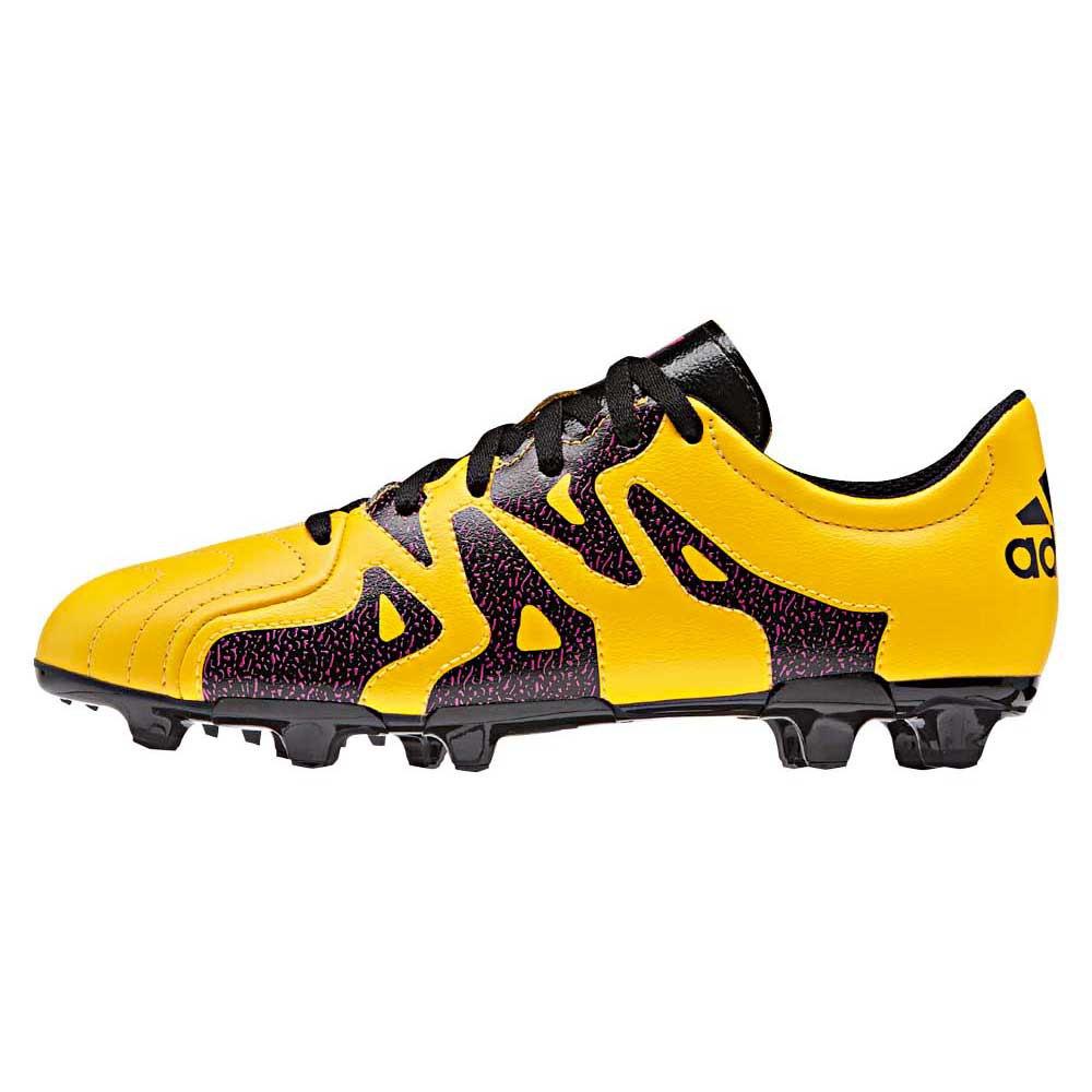 best service bf826 2719e adidas X 15.3 FG AG Leather Junior buy and offers on Goalinn
