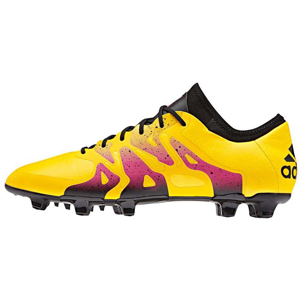 huge selection of cf879 fea7a adidas X 15.1 FG AG buy and offers on Goalinn