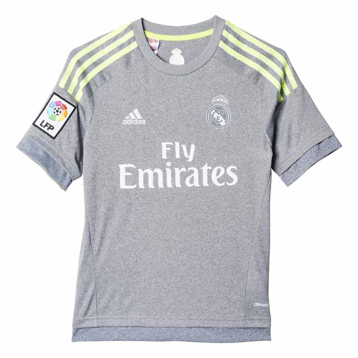 adidas Real Madrid Away 15/16 Junior
