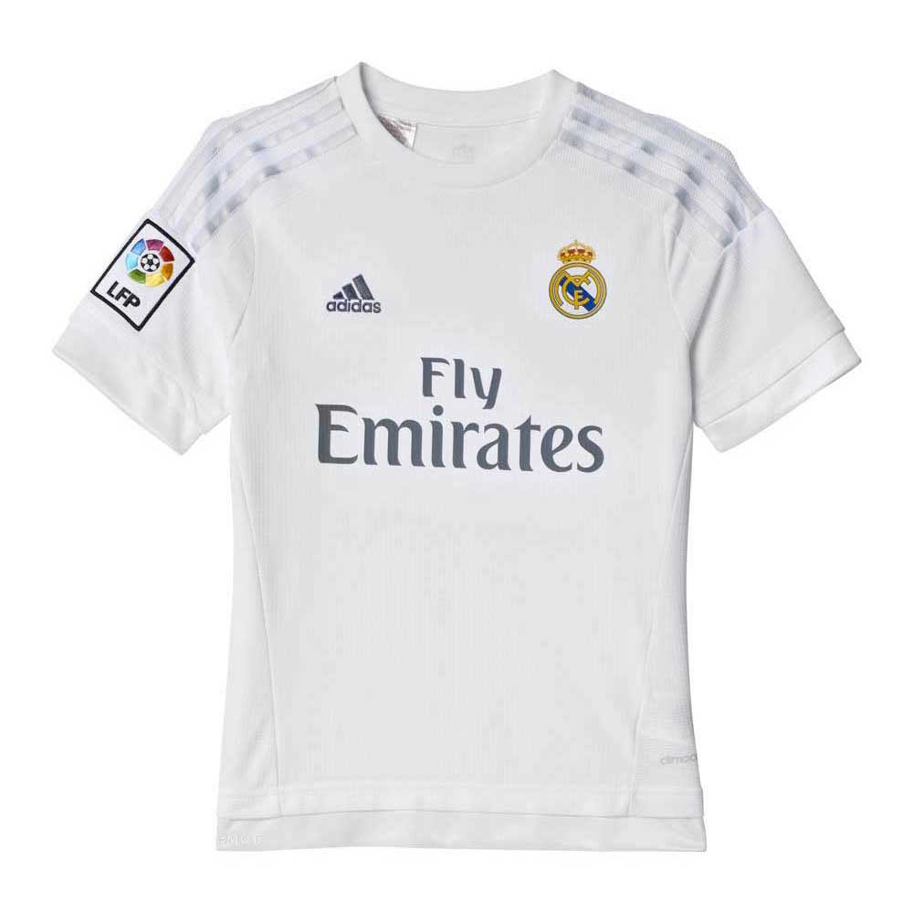 adidas Real Home Jersey Junior