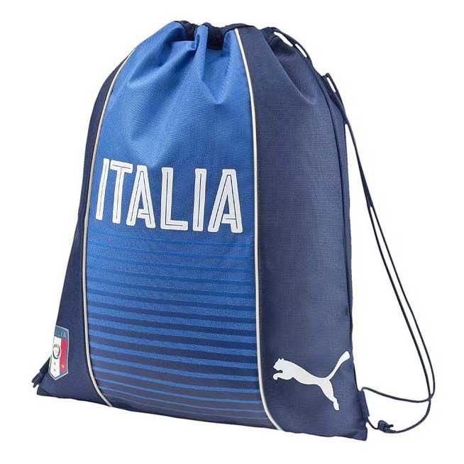 9d111fe5a3 Puma Italia Fanwear Gym Sack Blue buy and offers on Goalinn