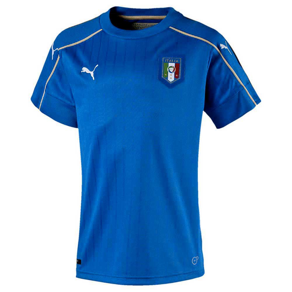 Puma Figc Kids Home Shirt Replica Junior