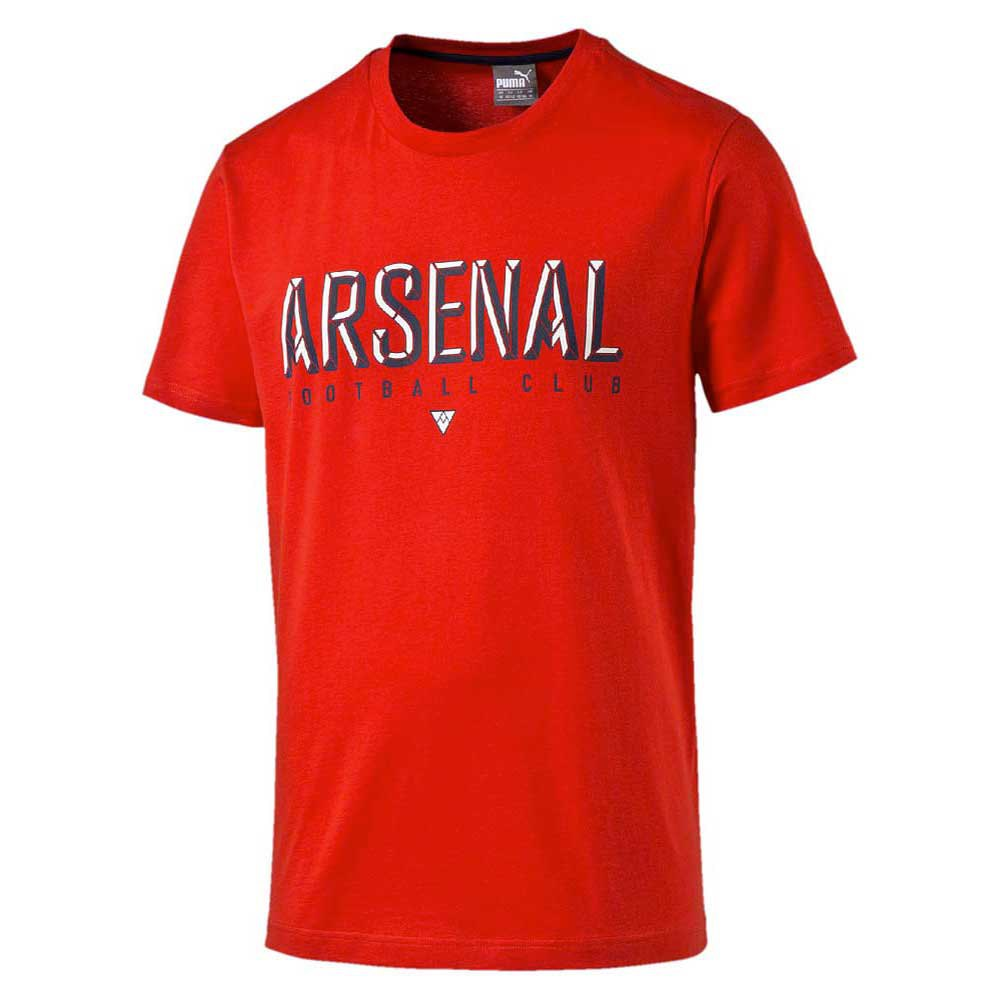Puma Arsenal Fan Tee