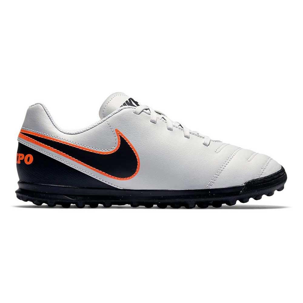 temperament shoes promo code good quality Nike Tiempo Rio Ill TF Junior