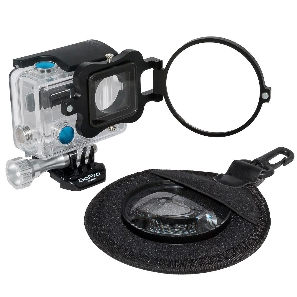 Action outdoor Close up Glass Lens 10x