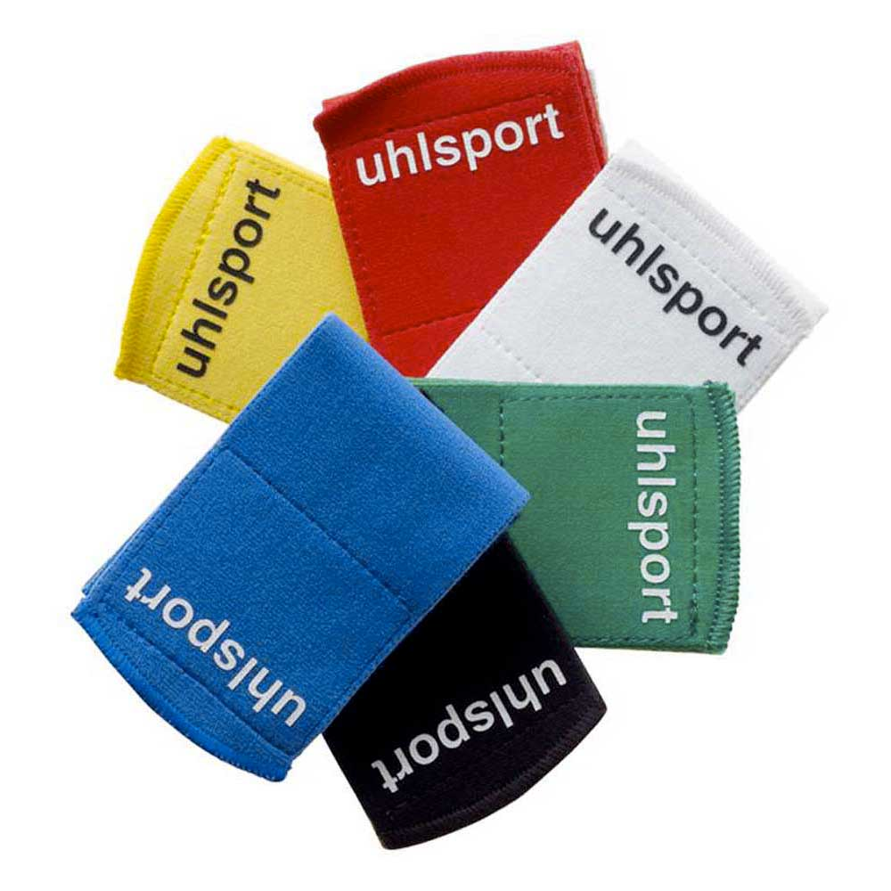 Uhlsport Shinguard Fastener 6.5 Cm (Pu 3 Pcs)