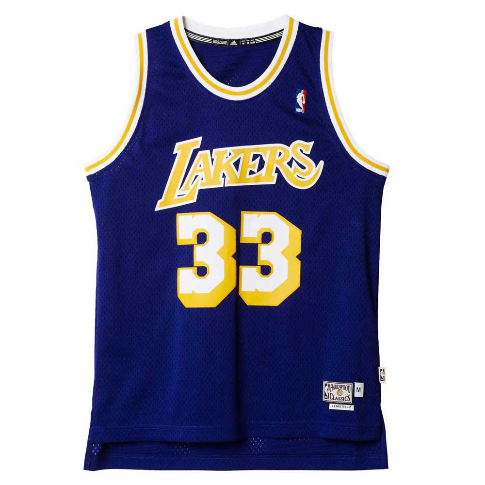 adidas Los Angeles Lakers Retired Jersey
